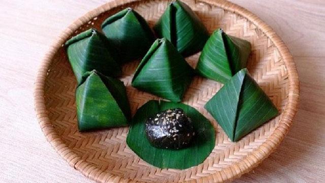 Tổng hợp đặc sản Bình Định: Bánh ít lá gai - Món ngon Bình Định dễ làm say lòng người - Vietflavour