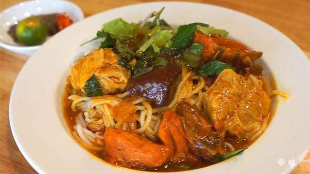 Tổng hợp đặc sản Cà Mau: Bánh tằm cay là món ăn không thể quên của người Đất Mũi - Vietflavour