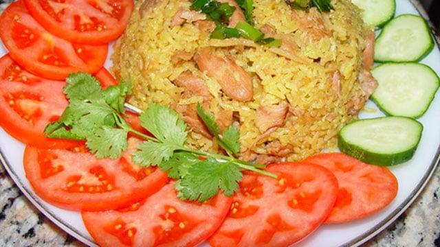 Tổng hợp đặc sản An Giang: Cơm nị cà púa - Vietflavour