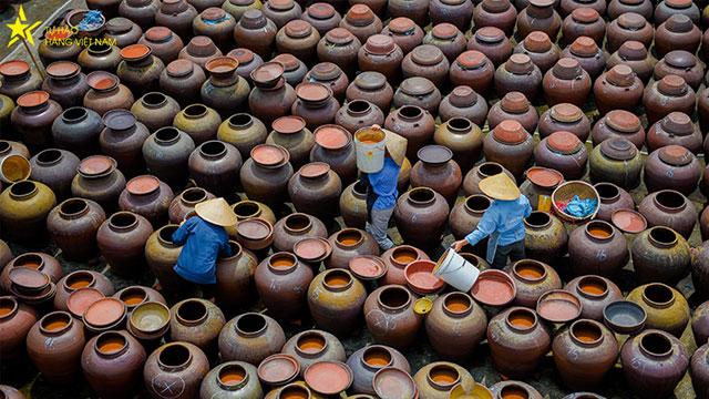 Tổng hợp tất cả đặc sản Bắc Giang: Bánh hút Lục Ngạn Bắc Giang - VietFlavour