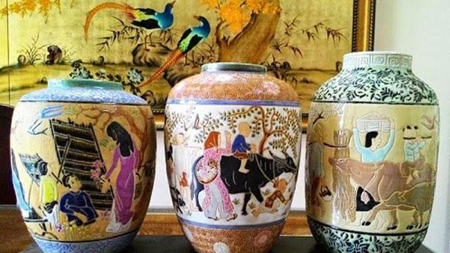Các làng nghề truyền thống quanh Hà Nội: Làng gốm Bát Tràng - Vietflavour