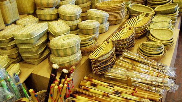Các làng nghề truyền thống quanh Hà Nội: Làng mây tre đan Phú Vinh - Vietflavour