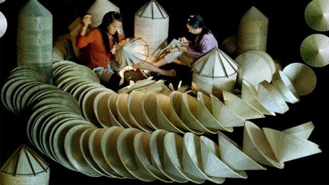 Các làng nghề truyền thống quanh Hà Nội: Làng nón Chuông - Vietflavour