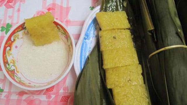 Tổng hợp tất cả đặc sản Vĩnh Phúc: Bánh nẳng Lập Thạch - VietFlavour.com