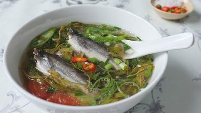 Tổng hợp tất cả đặc sản Long An: Canh chua cá chốt - VietFlavour.com