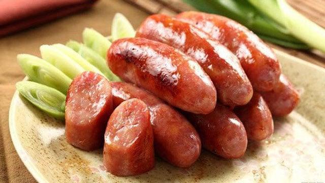 Lạp xưởng - Món ăn quen thuộc và cũng là đặc sản của nhiều địa phương khắp cả nước - VietFlavour.com