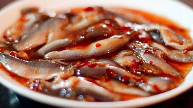 Mắm cá ruộng Chiêm Hóa - Tổng hợp đặc sản Tuyên Quang