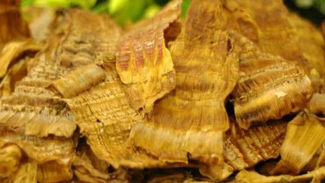 Măng khô là đặc sản của các tỉnh miền núi cao