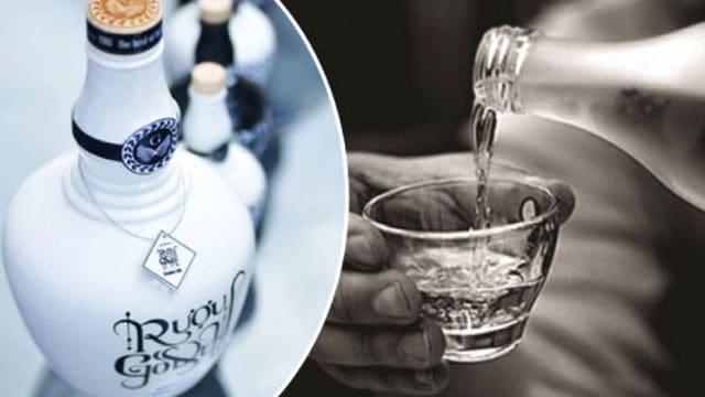 Tổng hợp tất cả đặc sản Long An: Rượu đế Gò Đen Long An - VietFlavour.com