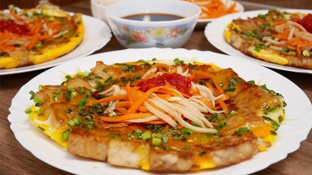 Bột chiên - Món ăn vặt quen thuộc hấp dẫn tại Sài Gòn