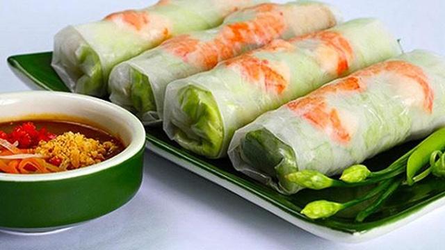 Gỏi cuốn cũng nằm trong những món ăn nổi tiếng nhất Việt Nam - VietFlavour