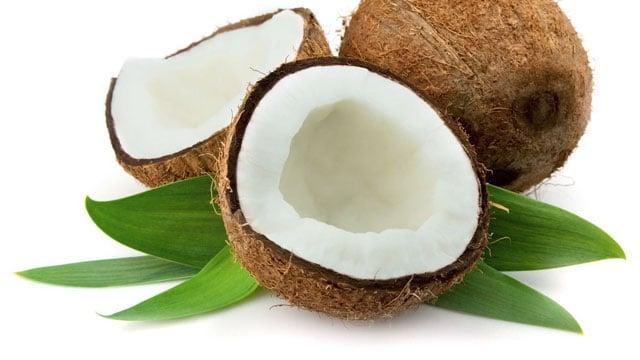 Dừa sáp là đặc sản của xứ dừa Bến Tre và Trà Vinh