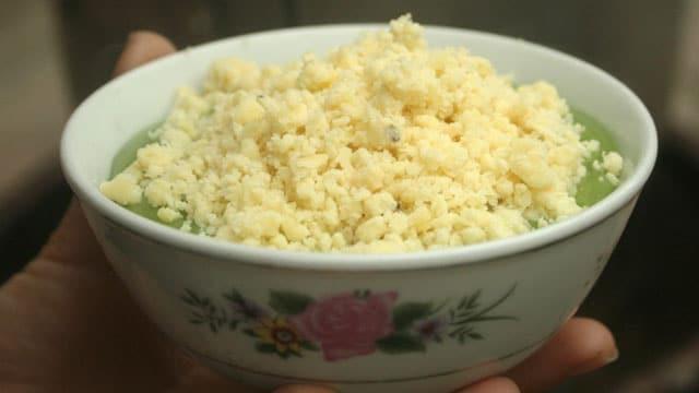 Bánh đúc sốt Thanh Hóa là một trong những đặc sản của Thanh Hóa - VietFlavour.com