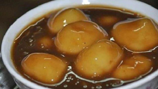 Bánh trùng ngào là một món ăn gây thương nhớ nhất của người dân xứ Nghệ
