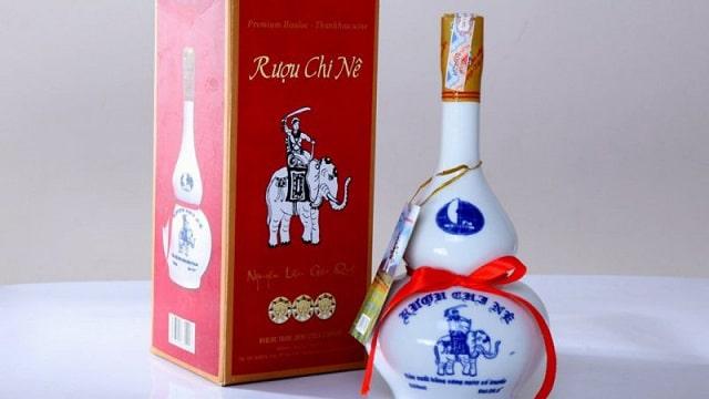 Tổng hợp tất cả đặc sản Thanh Hóa: Rượu Chi Nê Thanh Hóa - VietFlavour.com
