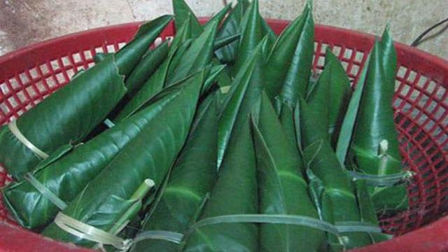 Bánh cóc mò là một trong các loại bánh dân dã của người Tây Bắc - VietFlavour.Com