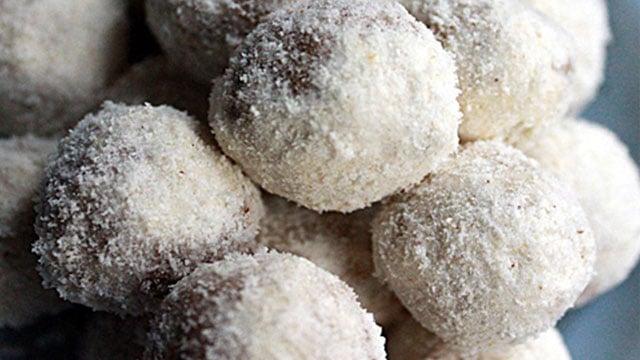 Bánh pẻng phạ (Bánh trời) - Một trong 27 đặc sản nổi tiếng nhất Bắc Kạn - VietFlavour.Com