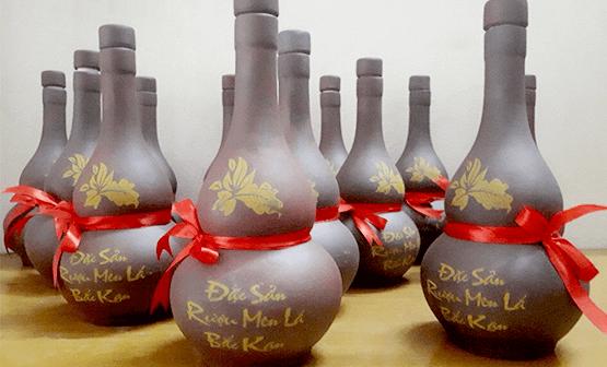 Tổng hợp tất cả đặc sản Bắc Kạn: Rượu men lá Bằng Phúc - VietFlavour.Com