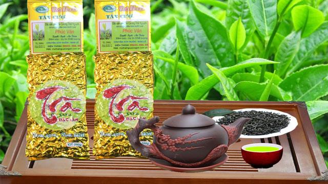 Chè hay trà Tân Cương: Đặc sản nổi tiếng của người Thái Nguyên